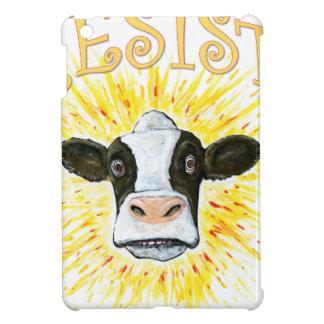 Resistance Dairy Cow iPad Mini Cases