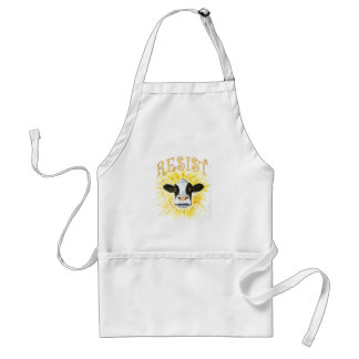 Resistance Dairy Cow Standard Apron