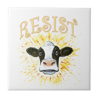 Resistance Dairy Cow Tile
