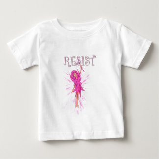 Resistance Fairy Baby T-Shirt
