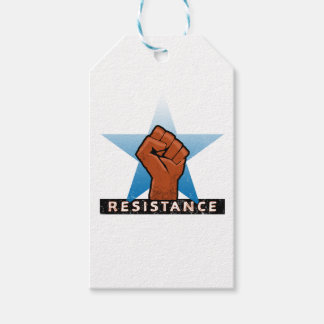 resistance gift tags