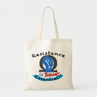 Resistance is Essential!! Tote