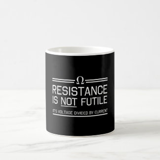 Resistance Is Not Futile Coffee Mug