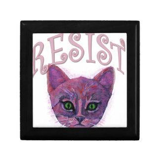 Resistance Kitten Gift Box