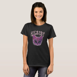 Resistance Kitten T-Shirt
