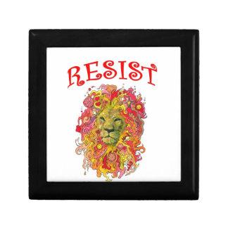 Resistance Lion Gift Box