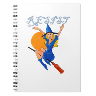 Resistance Witch Notebooks