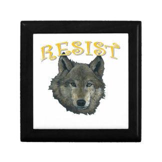 Resistance Wolf Gift Box
