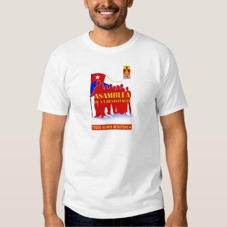 Resistencia Cubana T-shirt