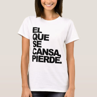Resistencia Venezuela T-Shirt