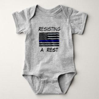 Resisting A rest Baby Bodysuit