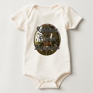 Resonator Players Anonymous Baby Bodysuit
