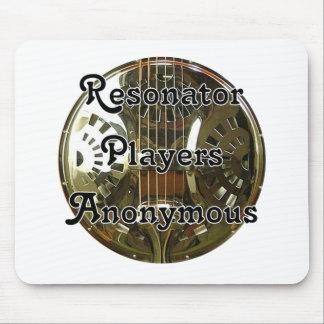 Resonator Players Anonymous mousepad
