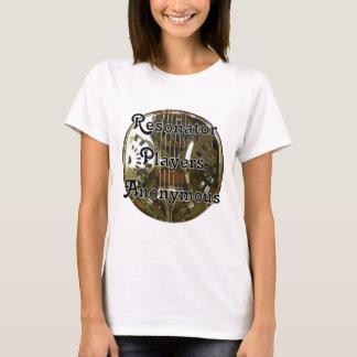 Resonator Players Anonymous T-Shirt