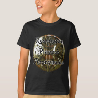 Resonator Players Anonymous T-Shirt
