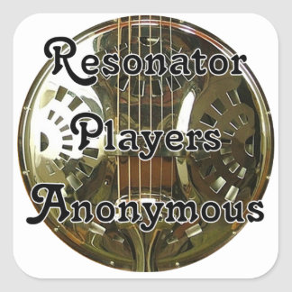 Resonator Players Sticker