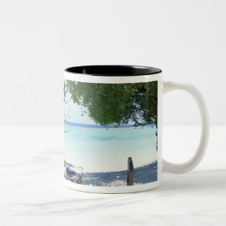 Resort Image 2 Two-Tone Coffee Mug