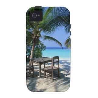 Resort Image Vibe iPhone 4 Case