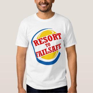 Resort To Failsafe Tee Shirt