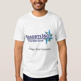 Resorts 360 Casual - Mens T Shirt
