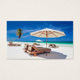 Resort's beach