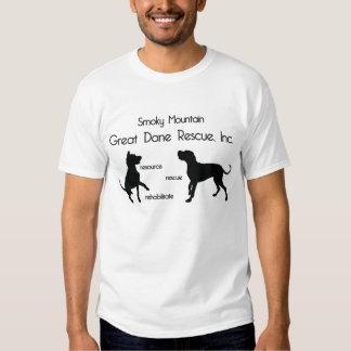 Resource, Rescue, Rehabilitate T-shirts