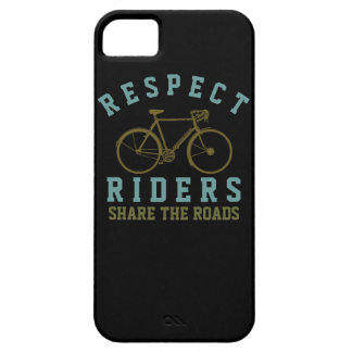 respect bike riders barely there iPhone 5 case