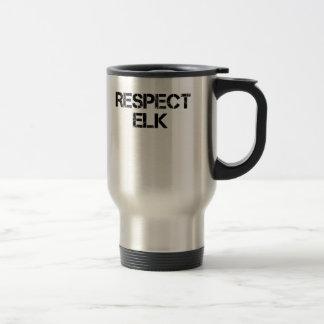 Respect Elk Mug