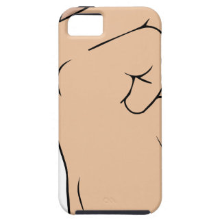 Respect finger case for the iPhone 5