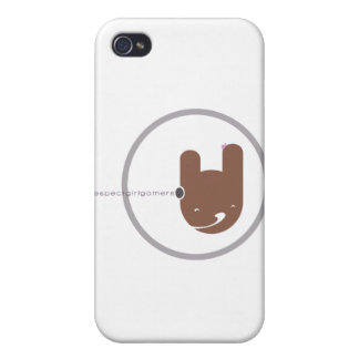 Respect Girl Gamers Case For The iPhone 4