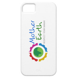 Respect Mother Earth iPhone 5 Cases