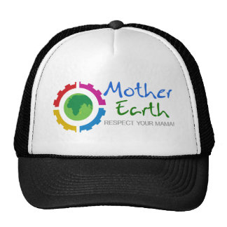 Respect Mother Earth Hats