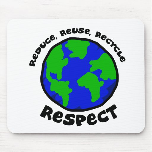Respect Mouse Mat