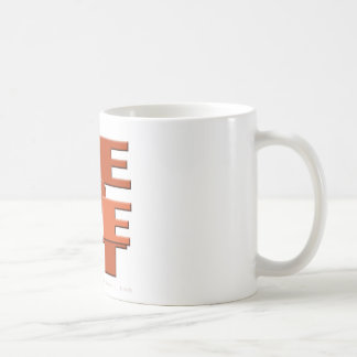 Respect Basic White Mug