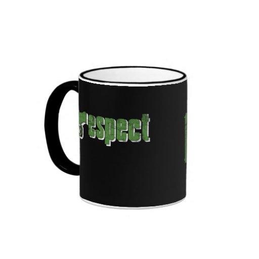 Respect Coffee Mugs