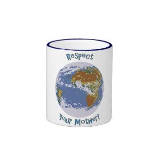 Respect Ringer Mug