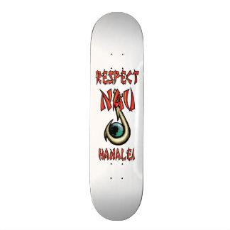 Respect Nau Hanalei Skateboards