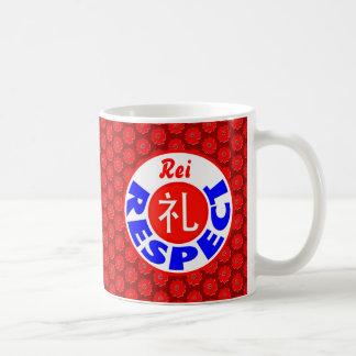 Respect - Rei Coffee Mug