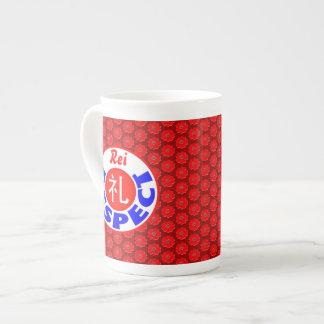 Respect - Rei Tea Cup