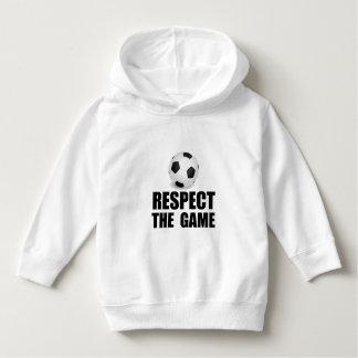 Respect Soccer Hoodie