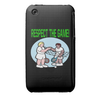 Respect The Game Case-Mate iPhone 3 Cases