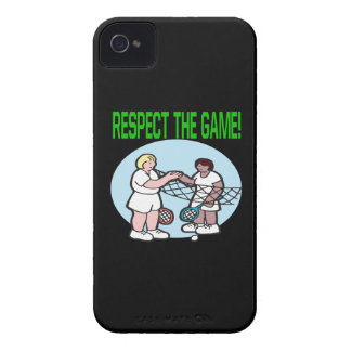 Respect The Game Case-Mate iPhone 4 Cases
