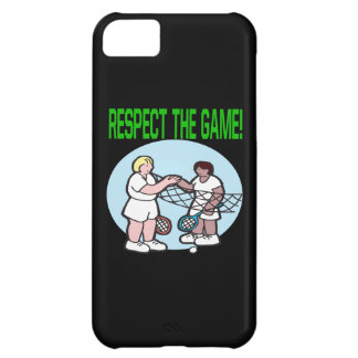 Respect The Game Cover For iPhone 5C
