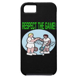 Respect The Game Tough iPhone 5 Case