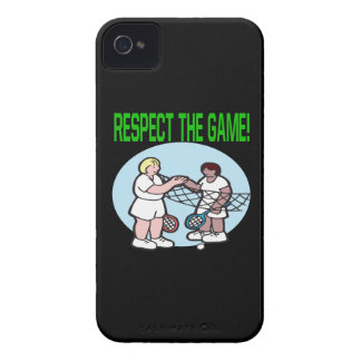 Respect The Game iPhone 4 Case