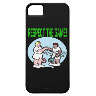 Respect The Game iPhone 5 Case