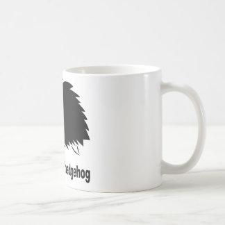 Respect The Hedgehog Mug