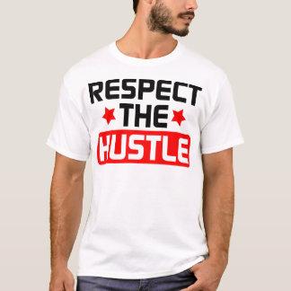 Respect The Hustle - Bred T-Shirt