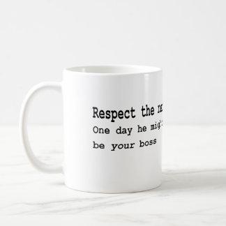 Respect the Nerd Mug