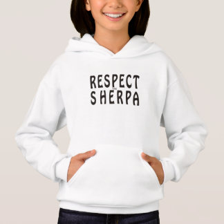 Respect The Sherpa